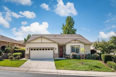 Rocklin Single Family Home For Sale: 3027 Crestwood Way