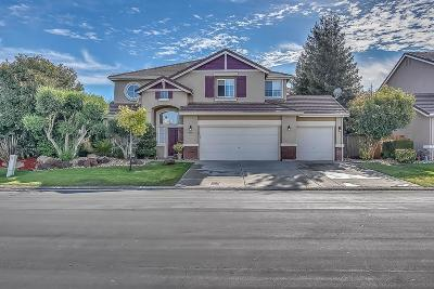 Stockton Single Family Home For Sale: 3757 Wind Cave Circle
