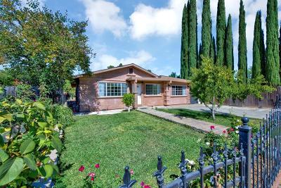 Yolo County Single Family Home Pending Sale: 26256 Plainfield Street