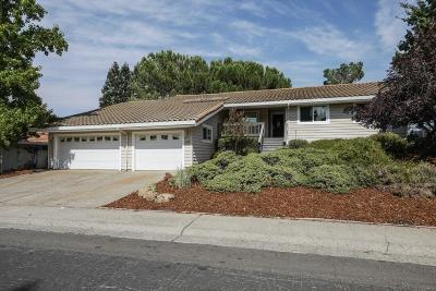 Rancho Murieta Single Family Home For Sale: 14792 Guadalupe Drive