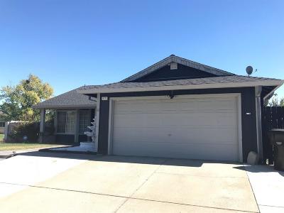 Sacramento Single Family Home For Sale: 8171 Beringer Court