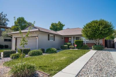 Single Family Home For Sale: 2509 Borica Way