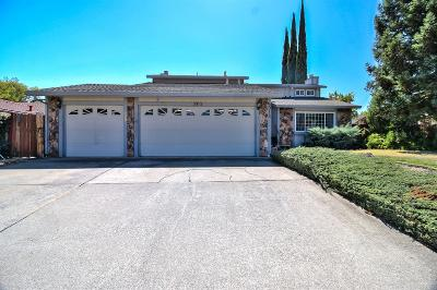Citrus Heights Single Family Home For Sale: 5912 Pretty Bush Court