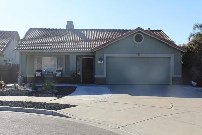 Ceres Single Family Home For Sale: 3057 Cedar Springs Court