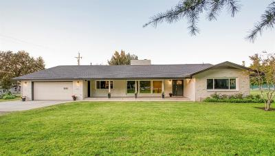 Stockton Single Family Home For Sale: 5545 Shippee Lane