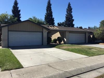 Stockton Multi Family Home For Sale: 1776 Silver Creek Circle #1778