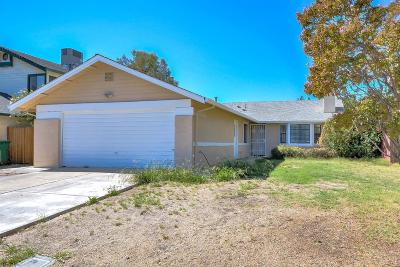Single Family Home For Sale: 8253 Dauphin Drive