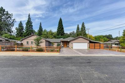 Fair Oaks Single Family Home For Sale: 5205 Castle Street