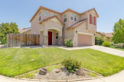 Roseville Single Family Home For Sale: 1265 Manza Circle