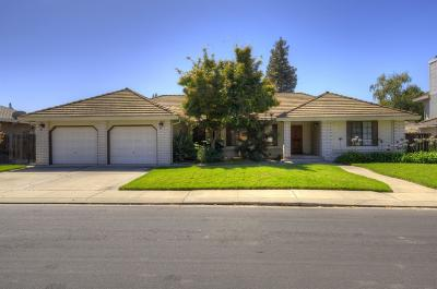 Modesto Single Family Home For Sale: 2312 Den Helder Drive