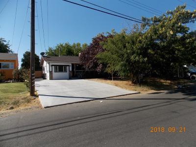 Orangevale Single Family Home For Sale: 9332 Orangevale Avenue