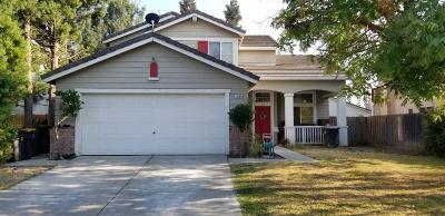 Stockton Single Family Home Active Short Sale: 1566 Ken Street
