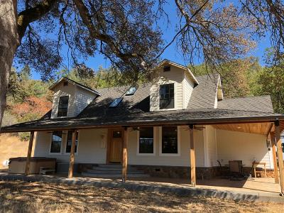 Placerville Single Family Home For Sale: 2601 Jim Valley Road