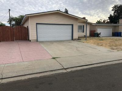 Manteca Single Family Home For Sale: 470 Amador