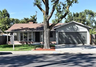 Modesto Single Family Home For Sale: 1401 Pearl Street