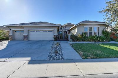 Rancho Cordova Single Family Home For Sale: 3994 Borderlands Drive
