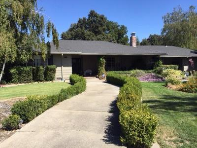 Stockton Single Family Home For Sale: 9030 Frankford Lane