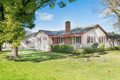 Stockton Single Family Home For Sale: 1605 Paloma Avenue