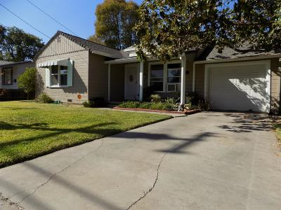 Stockton Single Family Home For Sale: 1815 West Harding Way