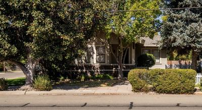 Single Family Home For Sale: 230 West G Street