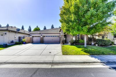 Roseville Single Family Home For Sale: 1580 Quails Nest Street