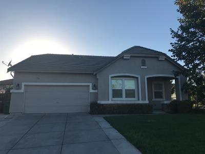 Stockton Single Family Home For Sale: 10955 Sea Cliff Court