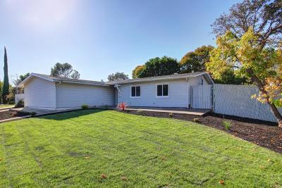 Rancho Cordova Single Family Home For Sale: 10499 Ambassador Drive