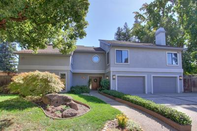 Sacramento County, Placer County, El Dorado County Single Family Home For Sale: 829 Piccadilly Circle