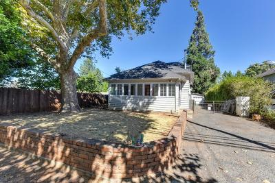Camino Single Family Home For Sale: 3907 Carson Road
