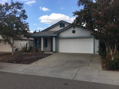 Rancho Cordova Single Family Home For Sale: 10605 Basie
