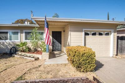 Sacramento Single Family Home For Sale: 2421 Leslie Lane
