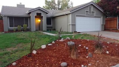 Rocklin Single Family Home For Sale: 4620 Durham Road