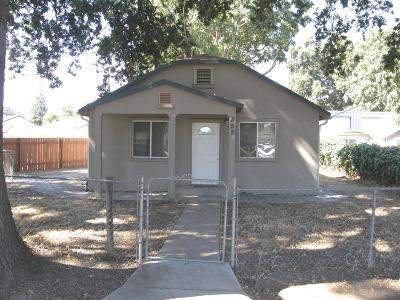 West Sacramento Single Family Home For Sale: 852 Bryte Avenue