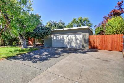 Sacramento CA Single Family Home For Sale: $449,900