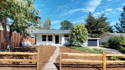 Murphys Single Family Home For Sale: 636 Williams Street