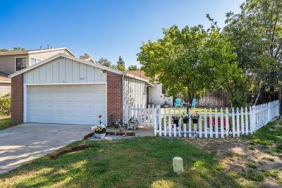 Roseville Single Family Home For Sale: 300 Hemphill Way