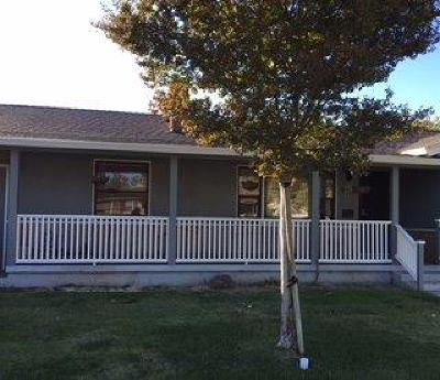 Manteca Single Family Home Active Short Sale: 229 North Fremont Street