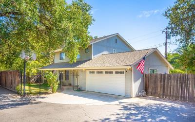 Carmichael CA Single Family Home For Sale: $480,000