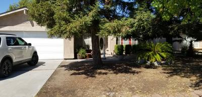 Stockton Single Family Home For Sale: 607 Fordham Drive