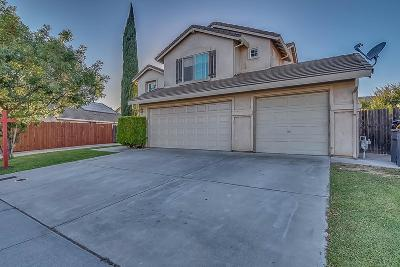 Stockton Single Family Home For Sale: 3353 Isabella Lane
