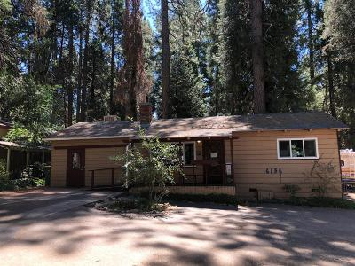 Pollock Pines Single Family Home For Sale: 6156 Pony Express Trail