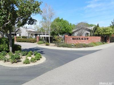 Roseville Single Family Home For Sale: 276 Spyglass Hill