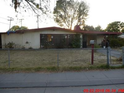 Stockton Single Family Home For Sale: 2507 Colorado Avenue