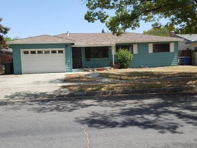 Merced Single Family Home For Sale: 3200 Nottingham Avenue