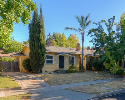 Sacramento Single Family Home For Sale: 2153 Portola Way