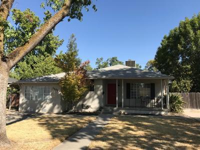 Modesto CA Single Family Home For Sale: $249,900