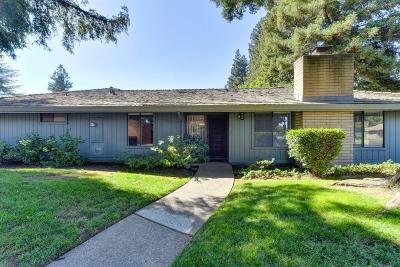 Sacramento County Condo For Sale: 2512 American River Drive