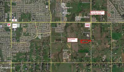 Elk Grove Residential Lots & Land For Sale: 8580 Bradshaw Road