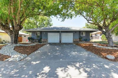 Carmichael Multi Family Home For Sale: 5717 Woodleigh Drive #5719