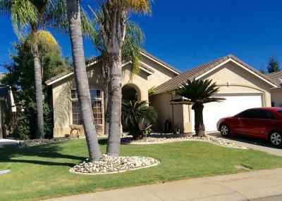Modesto CA Single Family Home For Sale: $321,500